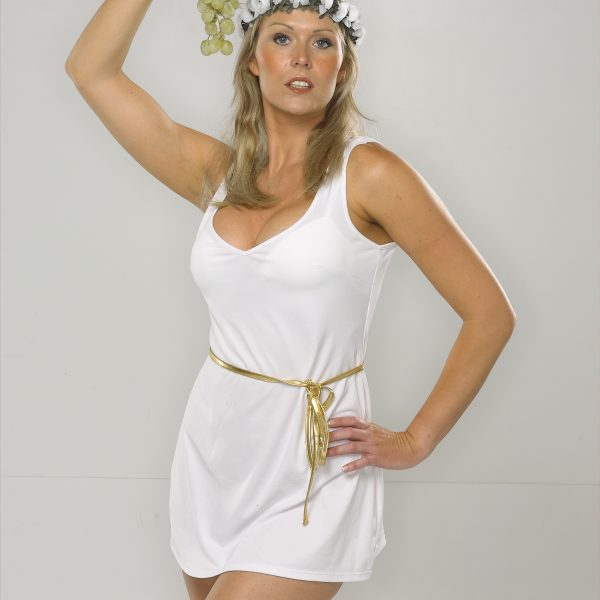 Greek Goddess Toga Costume