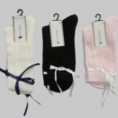 Ladies Pelerine Socks (reduced even further)